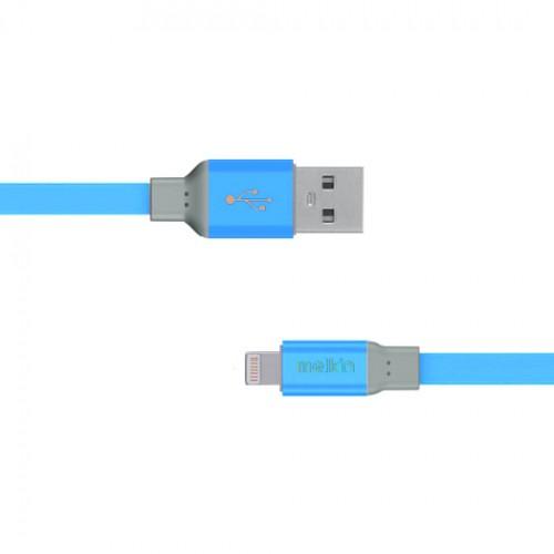 Кабель Apple usb Lightning Melkin M8J161 1,2 м Синий