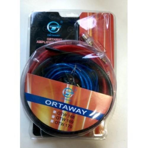 Кабель для автозвука OTW 168 MAX 1200 WATTS