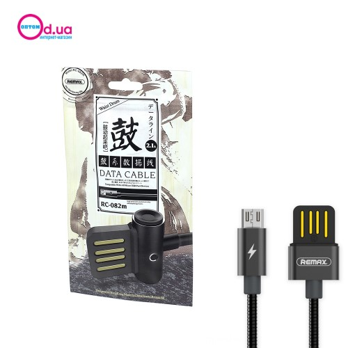 Кабель Micro USB RemaX RC-082m