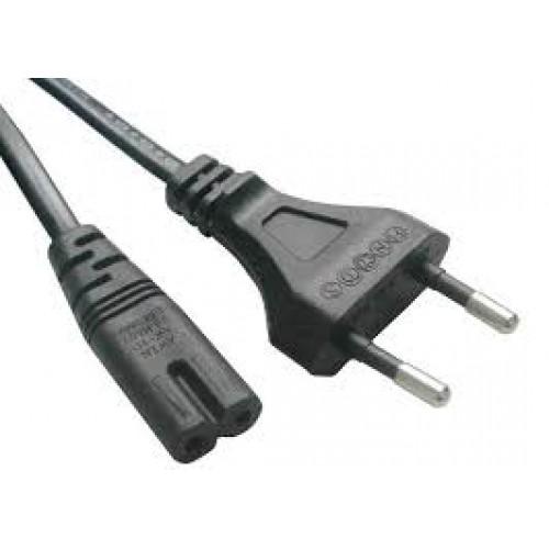 Кабель питания EU 2-Prong AC Power 2 Pin