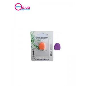 Картридер T-Flash/Micro SD Micro Card Reader/Writer 10076