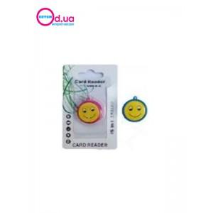 Картридер T-Flash/Micro SD Micro Card Reader/Writer 10086