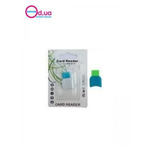 Картридер T-Flash/Micro SD Micro Card Reader/Writer 10092