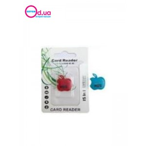 Картридер T-Flash/Micro SD Micro Card Reader/Writer 10103