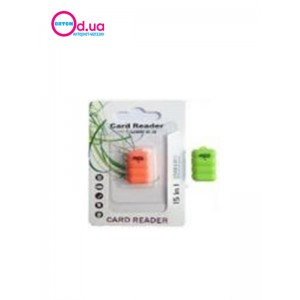 Картридер T-Flash/Micro SD Micro Card Reader/Writer 10111