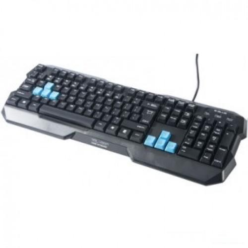 Клавиатура игровая E-BLUE Polygon EKM075BKR