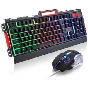 Клавіатура з мишкою LED (GAMING KEYBOARD+mouse K33)
