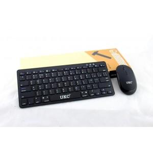 Клавіатура з мишею wireless WI 1214 CHARGE