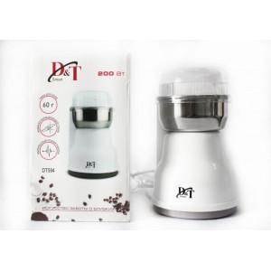 Кофемолка D&T-594