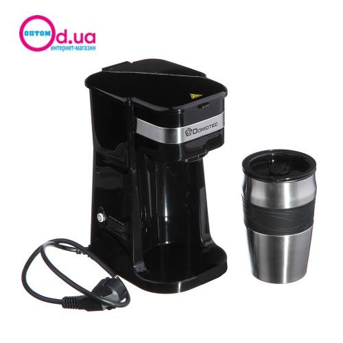 Кофеварка DomoteC  MS 0709  220V + термостакан