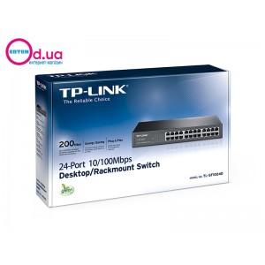Коммутатор TP-LINK TL-SF1024D
