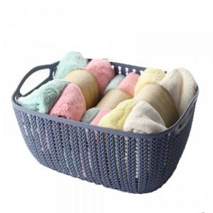 Корзинка для полотенец плетение 2 л (BH70272)