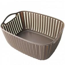Корзинка для полотенец плетение 2 л (BH70273)
