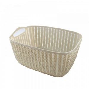 Корзинка для полотенец плетение 2 л (BH70274)