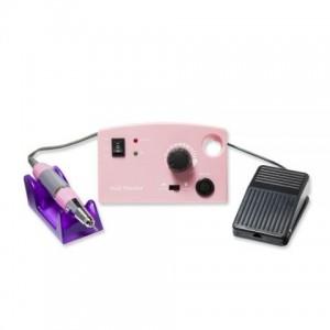 Фрезер для манікюру і педикюру ZS-602, 30000 обертів, 45 ват, рожевий