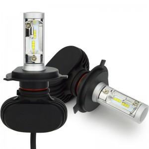 Автолампа LED S1 H4