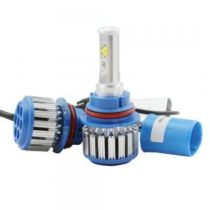 Автолампа LED T1 H4