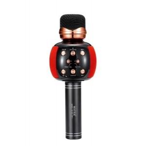 Мікрофон Bluetooth DM Karaoke WS 2911 чорний