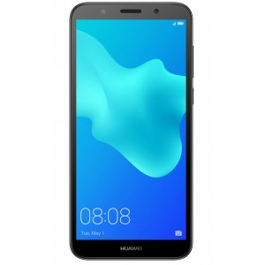 Смартфон Huawei Y5 2018 Black (51092LEU)