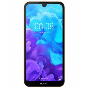 Смартфон Huawei Y5 2019 Brown Faux Leather (51093SHE)
