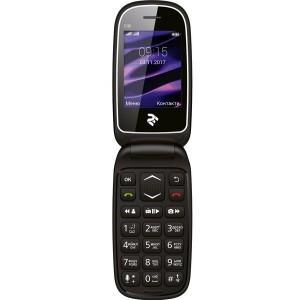 Мобильный телефон 2E TWOE E181 Dual Sim Black