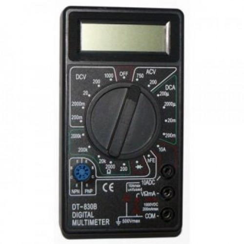 Мультиметр DT-830В