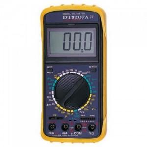 Мультиметр dt 9207