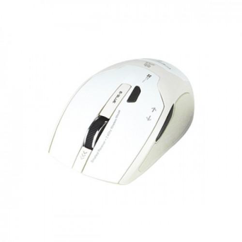 Мышь беспроводная E-BLUE EMS100WH