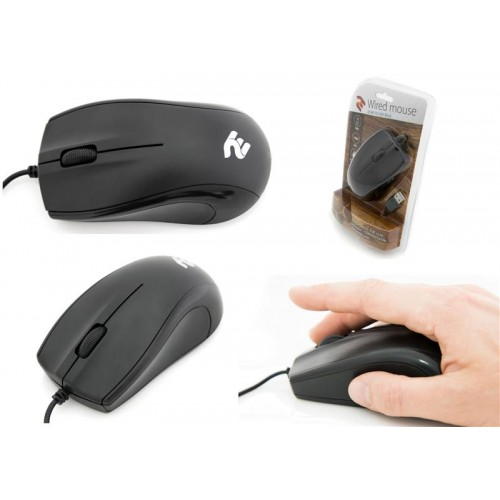 Мышь 2E MF102 USB Black