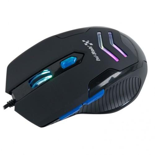 Мышь игровая HI-RALI -USB  6D DPI:800-2400HI-M8170black