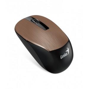 Мышь компьютерная беспроводная GENIUS NX-7015 WL CHOCOLATE