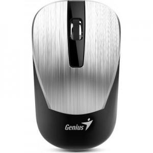 Мышь компьютерная беспроводная GENIUS NX-7015 WL SILVER