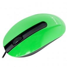 Мышь компьютерная HI-RALI -USB  HI-M8151GR green