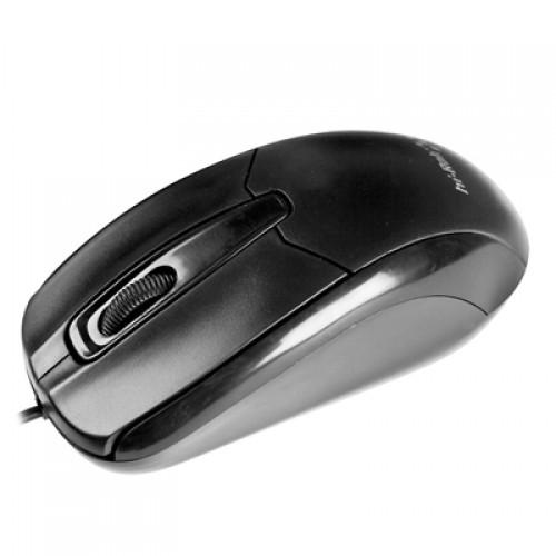 Мышь компьютерная HI-RALI -USB  M8122 black