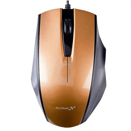 Мышь компьютерная HI-RALI -USB  M8141 black