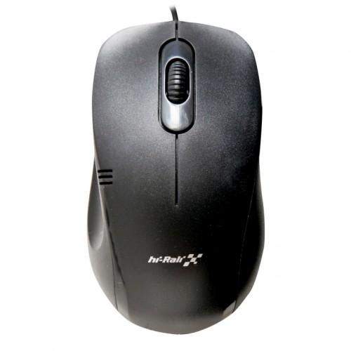Мышь компьютерная HI-RALI -USB  M8147 black