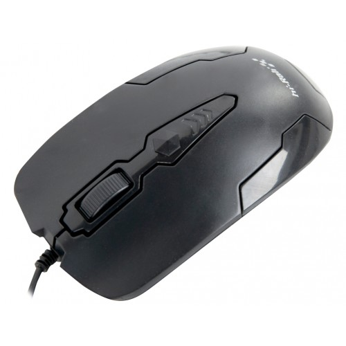 Мышь компьютерная HI-RALI -USB  M8150 black