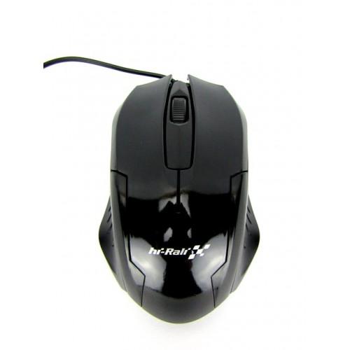 Мышь компьютерная HI-RALI -USB  M8152 black