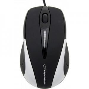 Мышь компьютерная игровая ESPERANZA EM102S Black-s