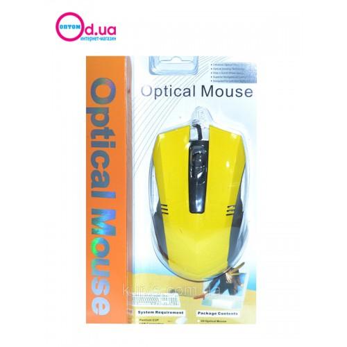 Мышь компьютерная USB MA-MTA93
