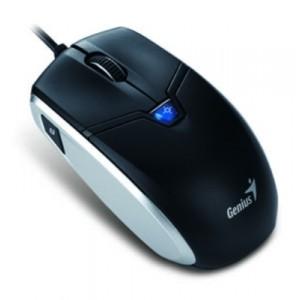 Мышь проводная Genius Cam Mouse USB Black