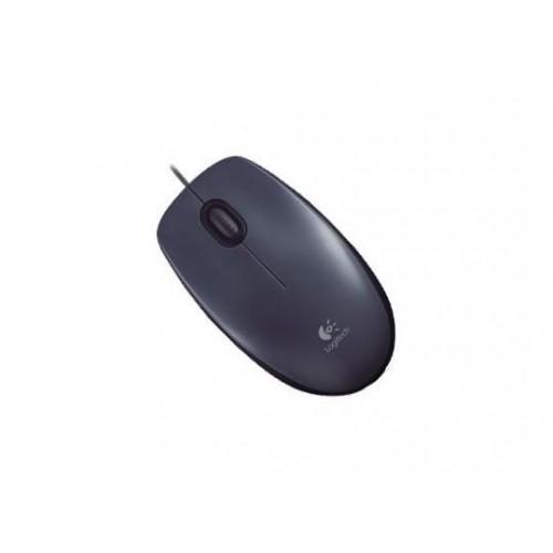 Мышка Logitech M 90 Dark (910-001794)
