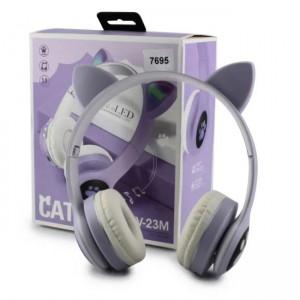 Наушники с ушками MDR VZV 23M BT BIG CAT EAR