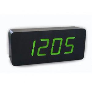 Настільний годинник 865 зелений