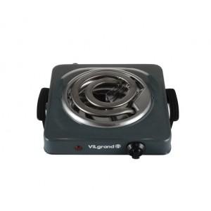 Електрична плита ViLgrand VHP141D grey