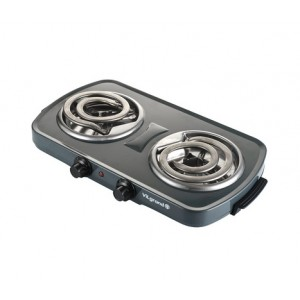 Електрична плита ViLgrand VHP142D grey