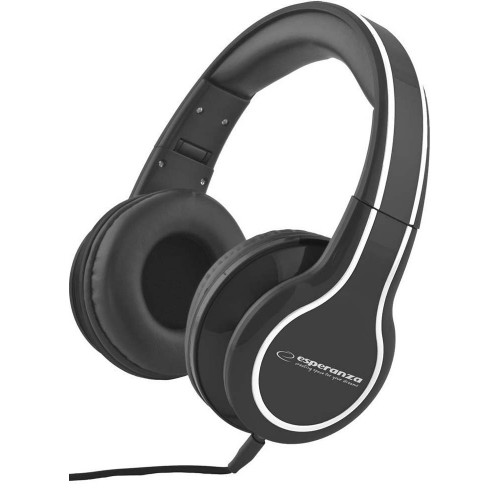 Наушники Esperanza Headphones EH136K Bl