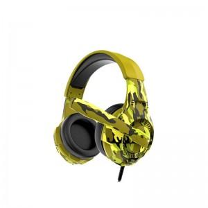 Наушники игровые TUCCI A4 с микрофоном