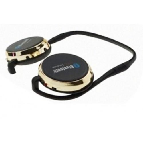 Гарнитура bluetooth V4.0 AT-BT806 Gold