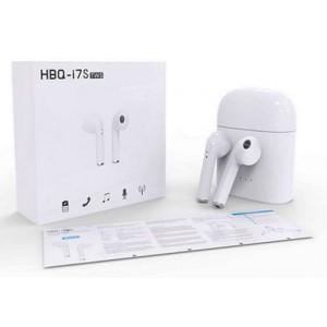 Наушники беспроводные Bluetooth AirPods HBQ-I7S TWS